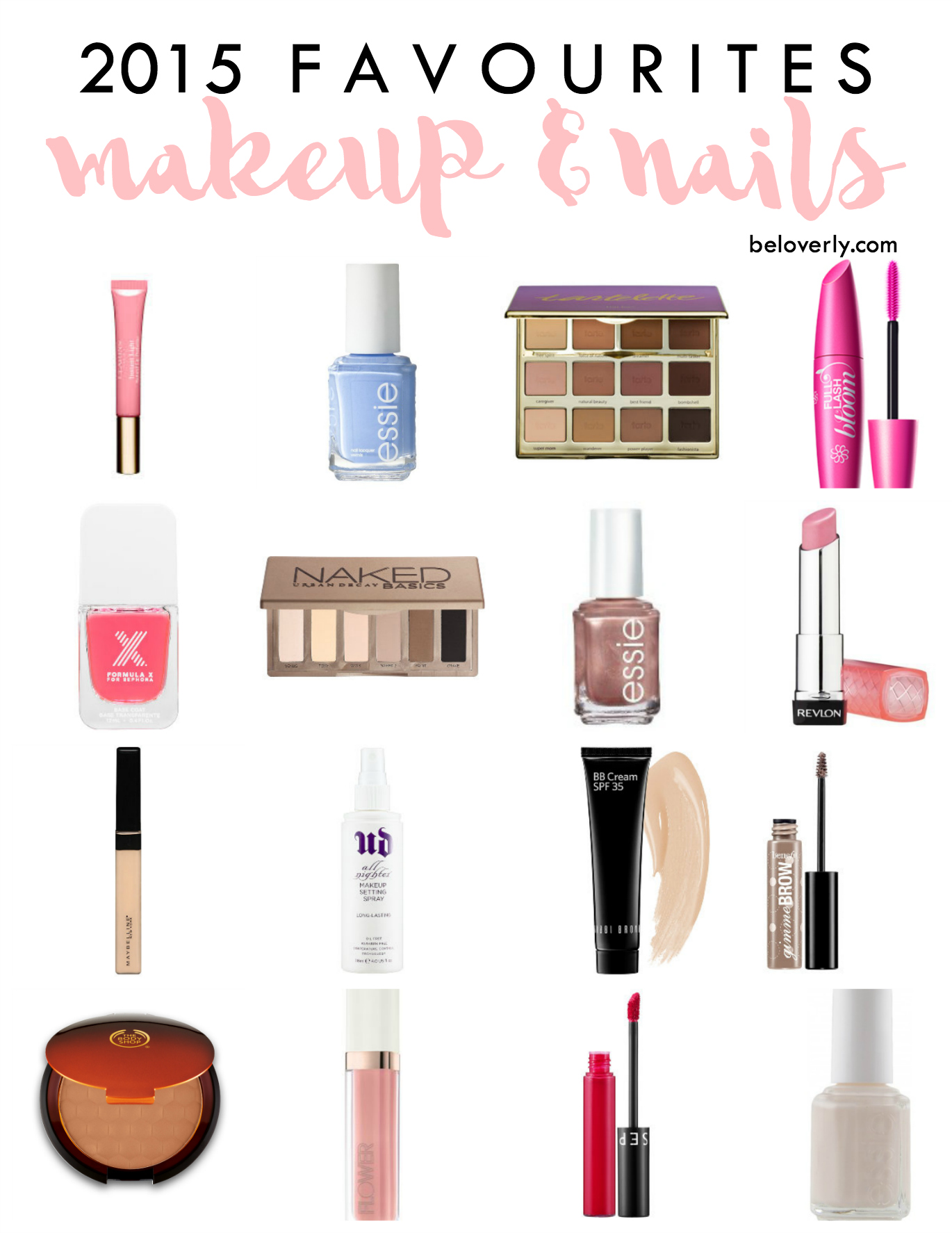 2015favourites-makeupandnails