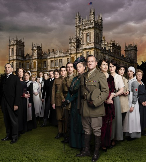 DowntonAbbeyCastSeason2