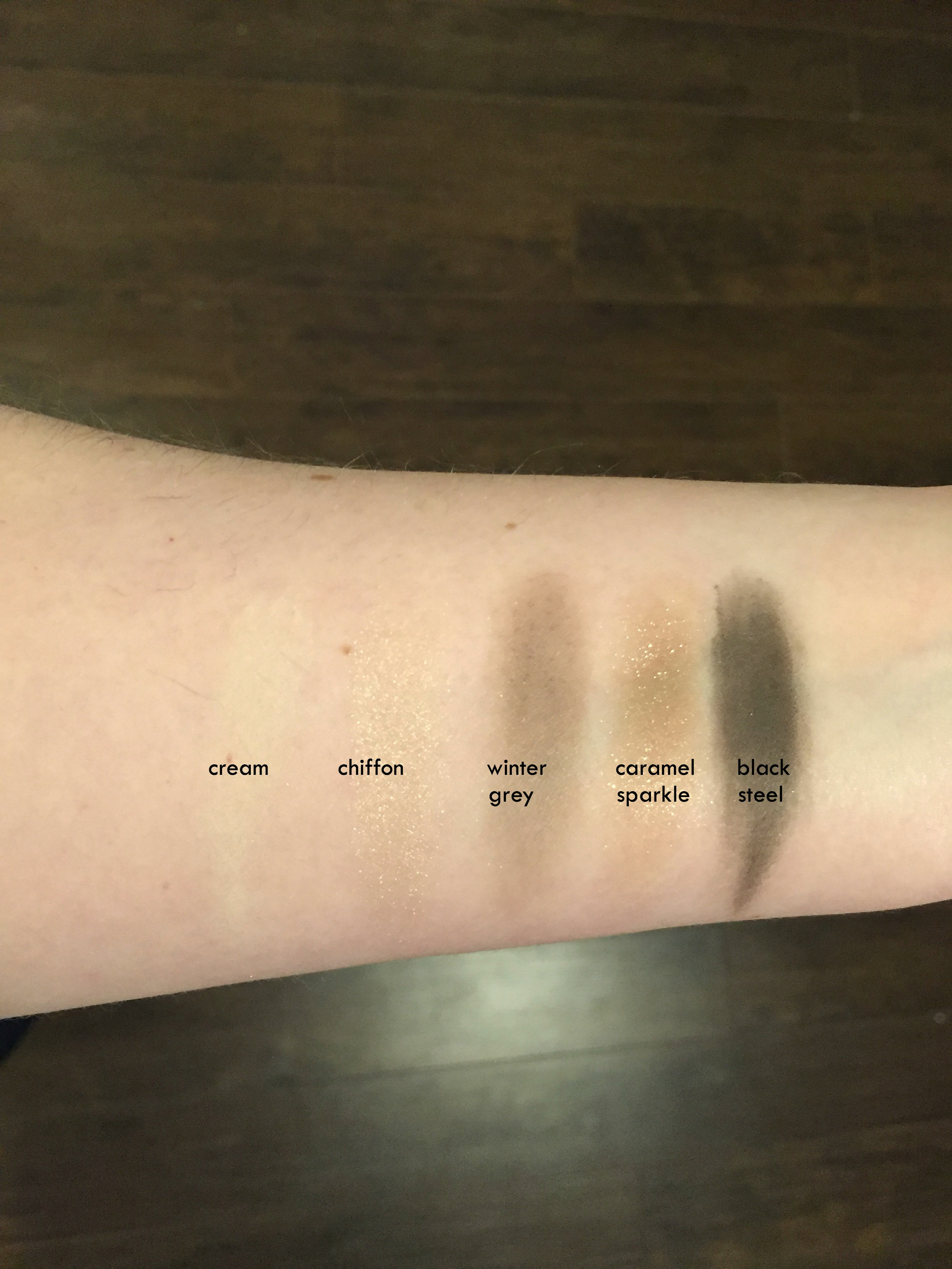 Bobbi Brown Greystone Eyeshadow Palette Review Swatches Be Loverly